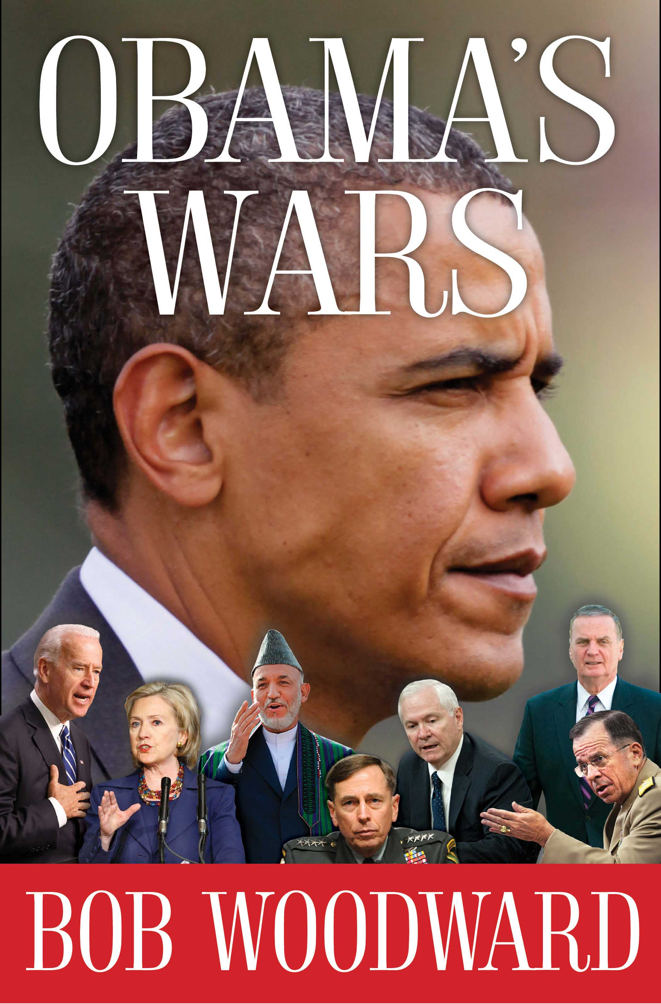 Bob Woodward's Obama's Wars