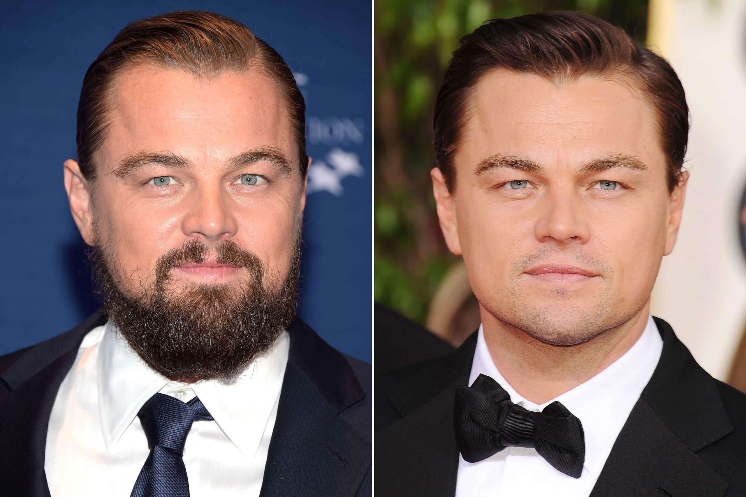 <strong>Leonardo DiCaprio</strong>