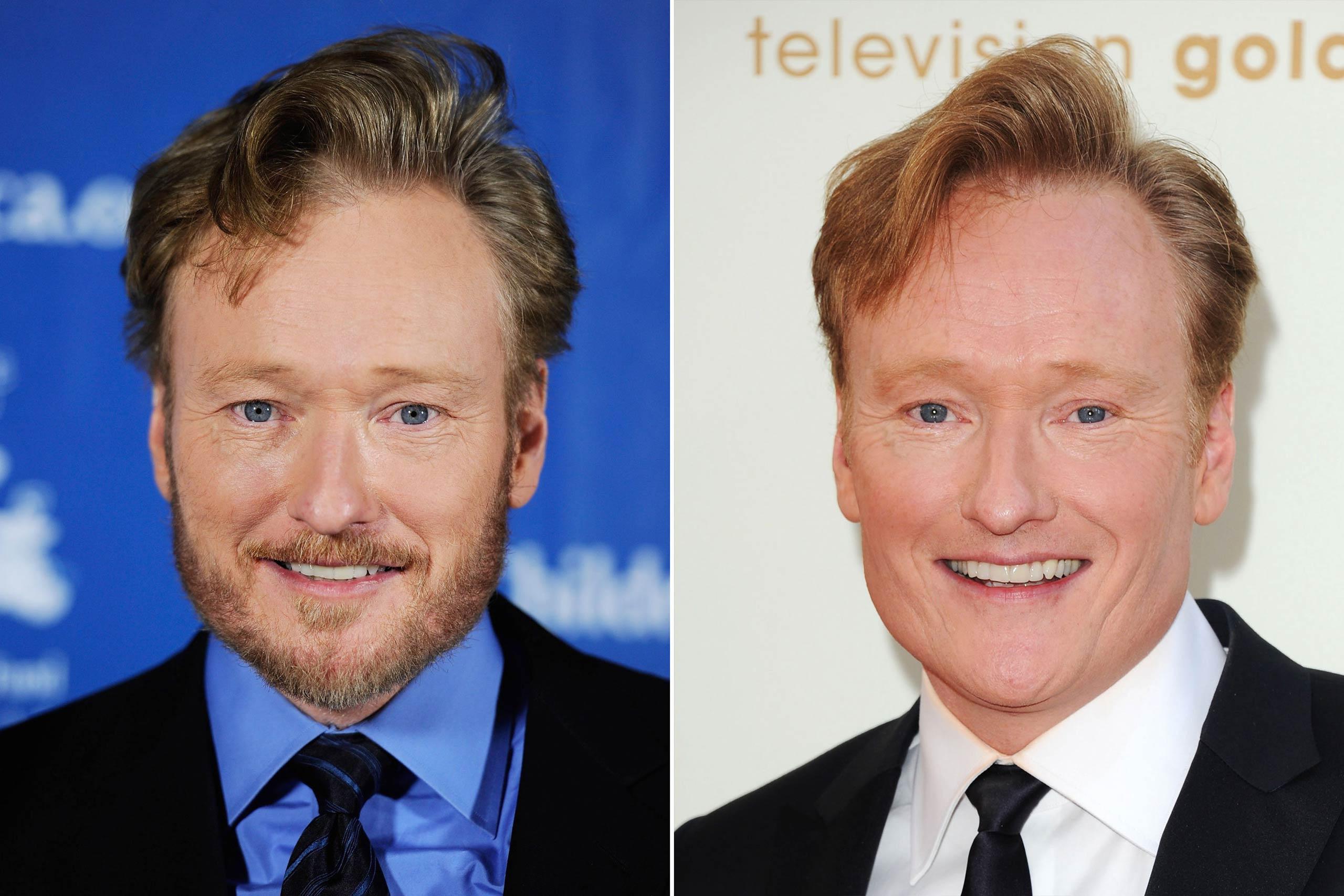 <strong>Conan O'Brien</strong>