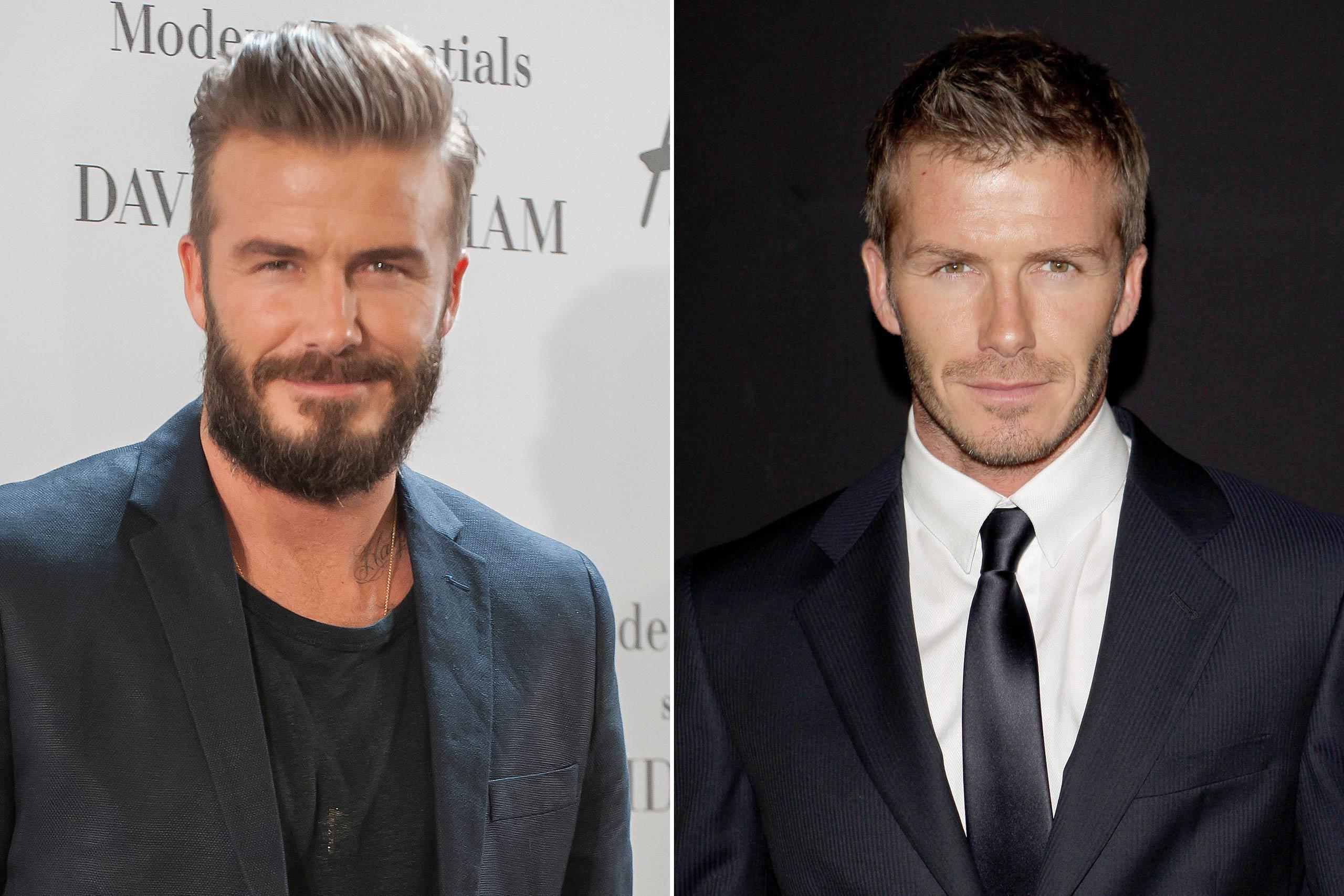 <strong>David Beckham</strong>