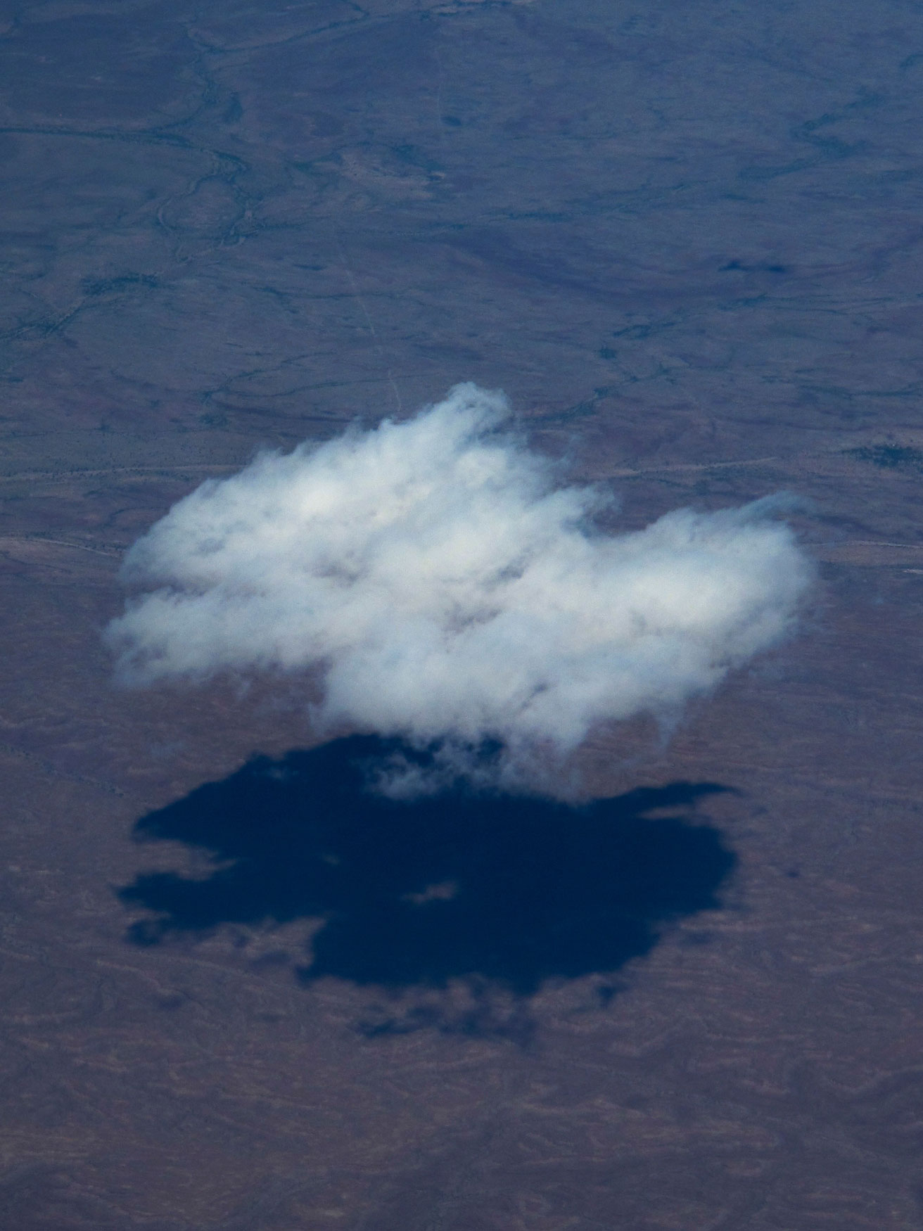 Cloud, from the series Rebus, 2014