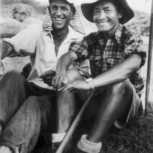 First Climbers to Summit Mt Everest: Edmund Hillary and Tenzing Norgay |  Time