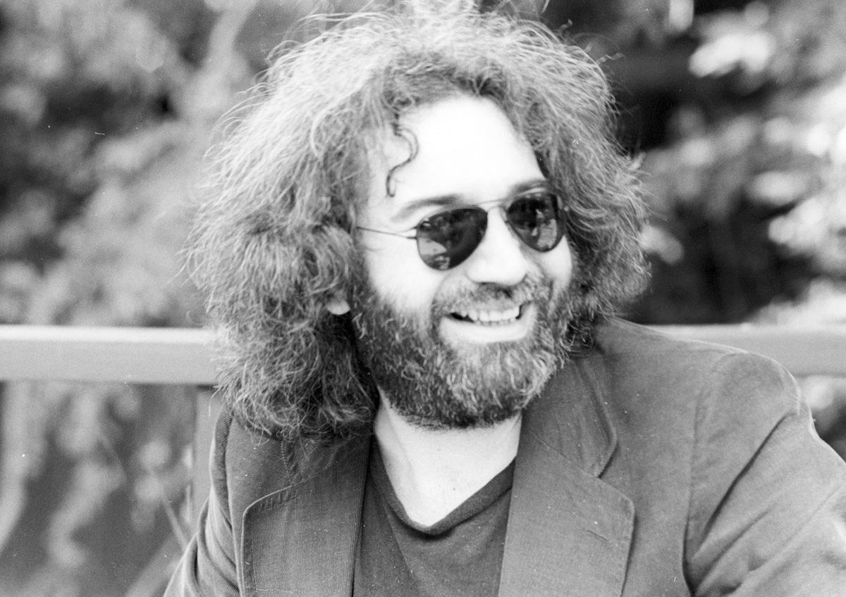 Jerry Garcia circa 1970