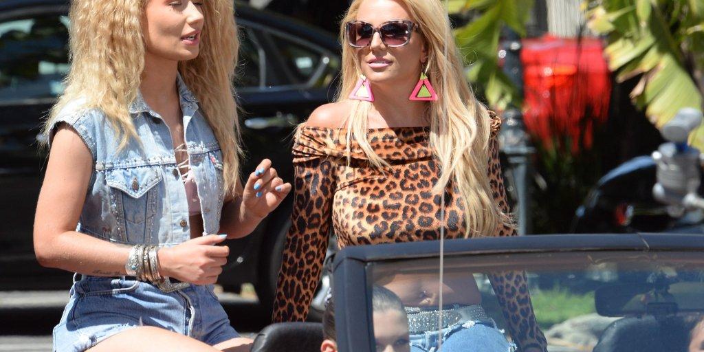 Hear Britney Spears and Iggy Azalea's New Song 'Pretty Girls'