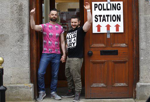 Irish gay websites