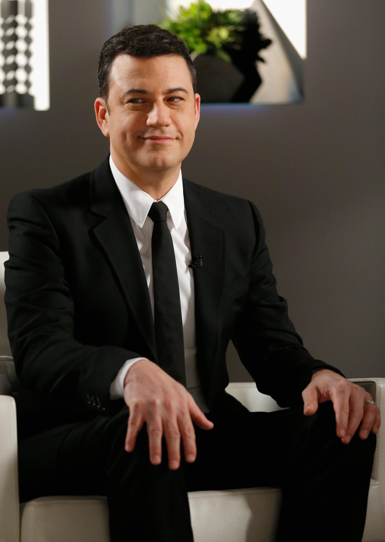 Jimmy Kimmel on March 29, 2015 in Los Angeles, California.