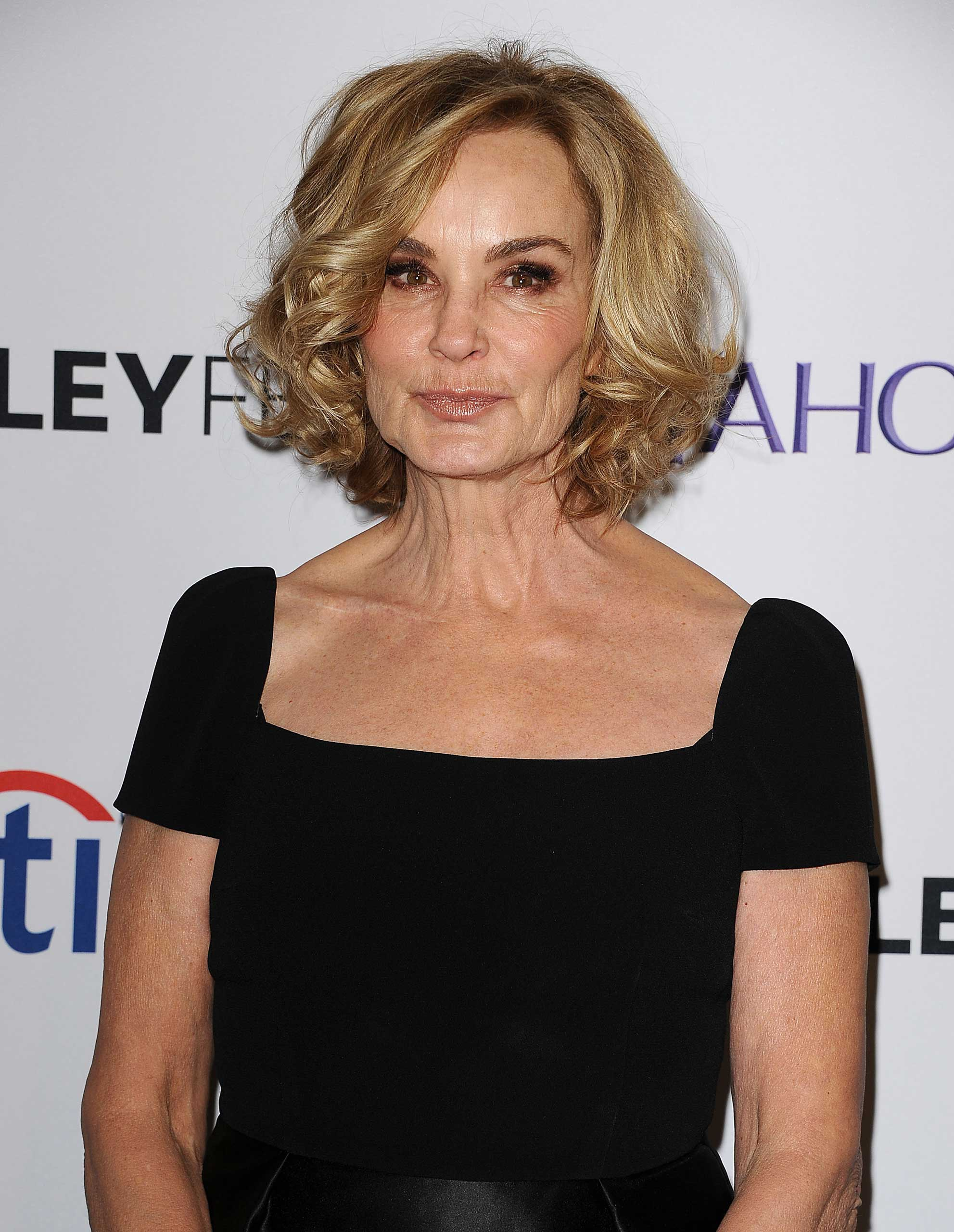 Jessica Lange attends the  American Horror Story: Freak Show  event at the 32nd annual PaleyFest at Dolby Theatre in Hollywood on March 15, 2015