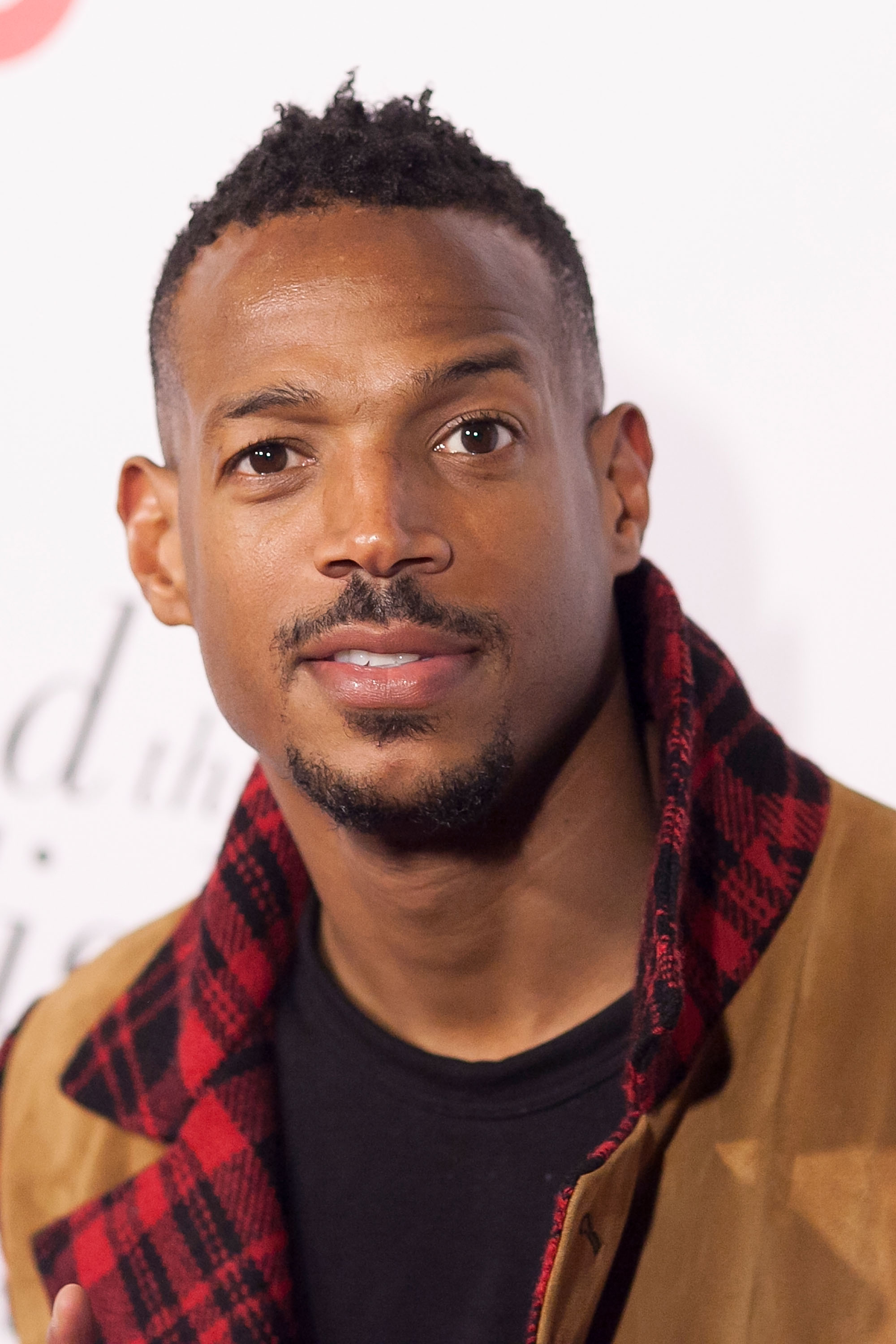 Marlon Wayans arrives for  Beyond The Lights  - Los Angeles Premiere at ArcLight Hollywood on November 12, 2014 in Hollywood, California.