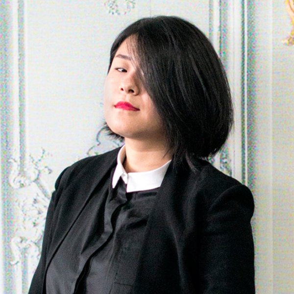 Designer Masha Ma, in Shanghai, China.