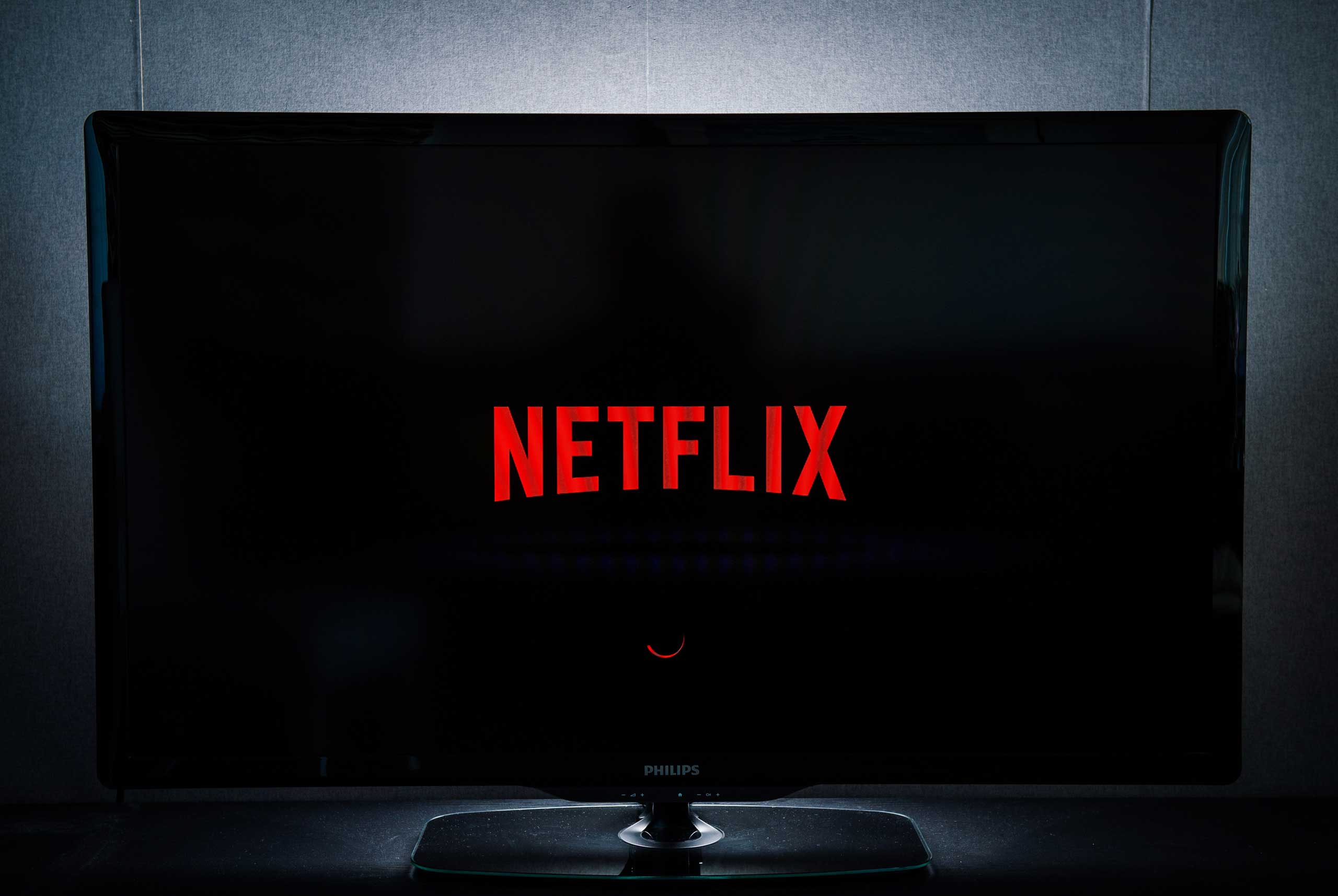 Picture taken on September 11, 2014 to illustrate the on-demand internet streaming media provider, Netflix, on the home video game console PlayStation 3.