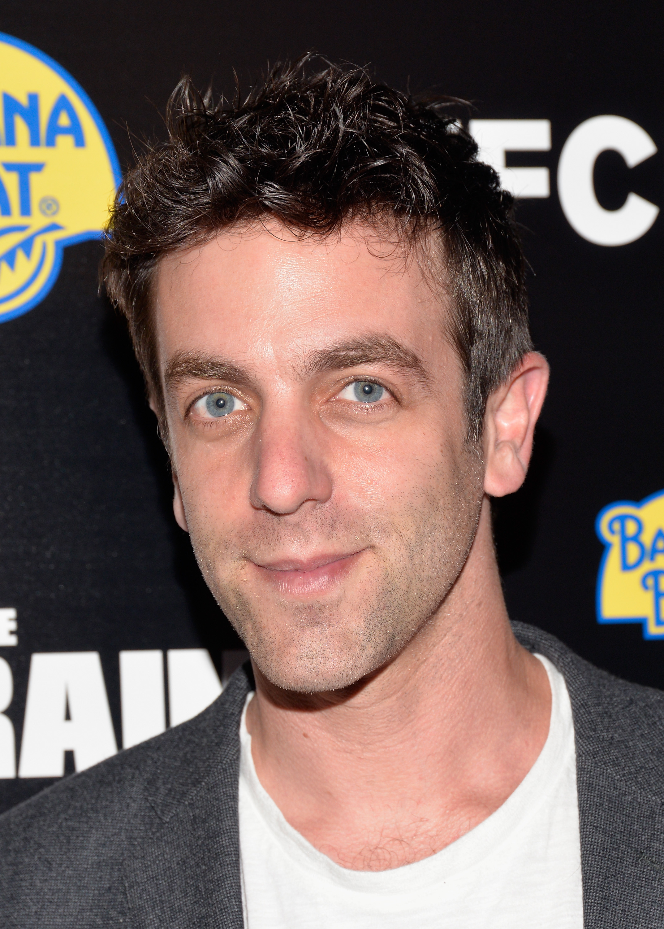 Actor B.J. Novak attends the premiere of IFC Films'  The D Train  at ArcLight Hollywood on April 27, 2015 in Hollywood, California.