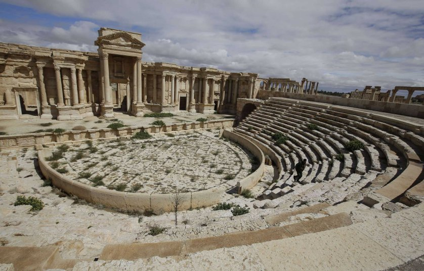 SYRIA-CONFLICT-ARCHAEOLOGY-PALMYRA-FILES