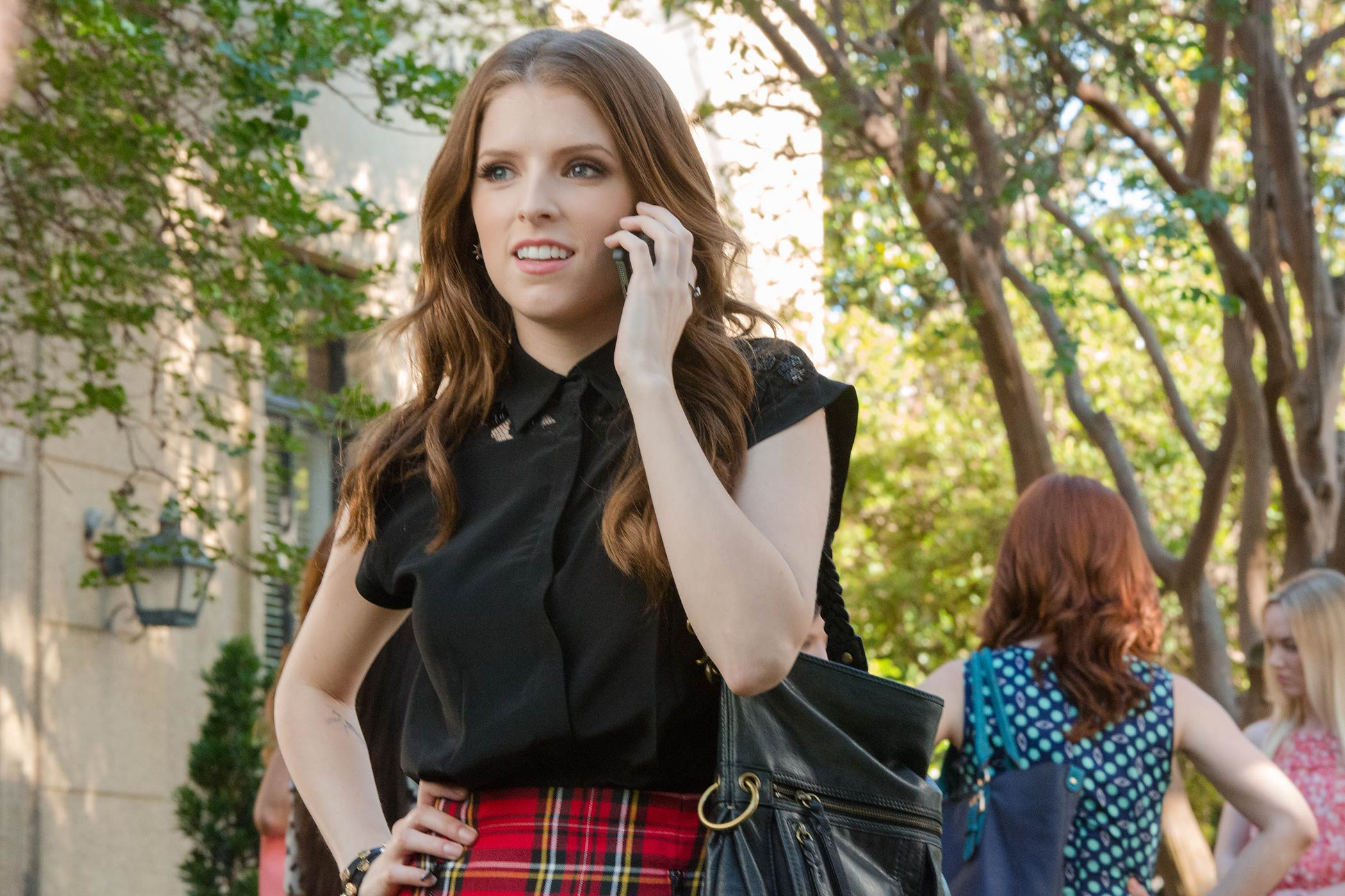 Anna Kendrick stars in Pitch Perfect 2