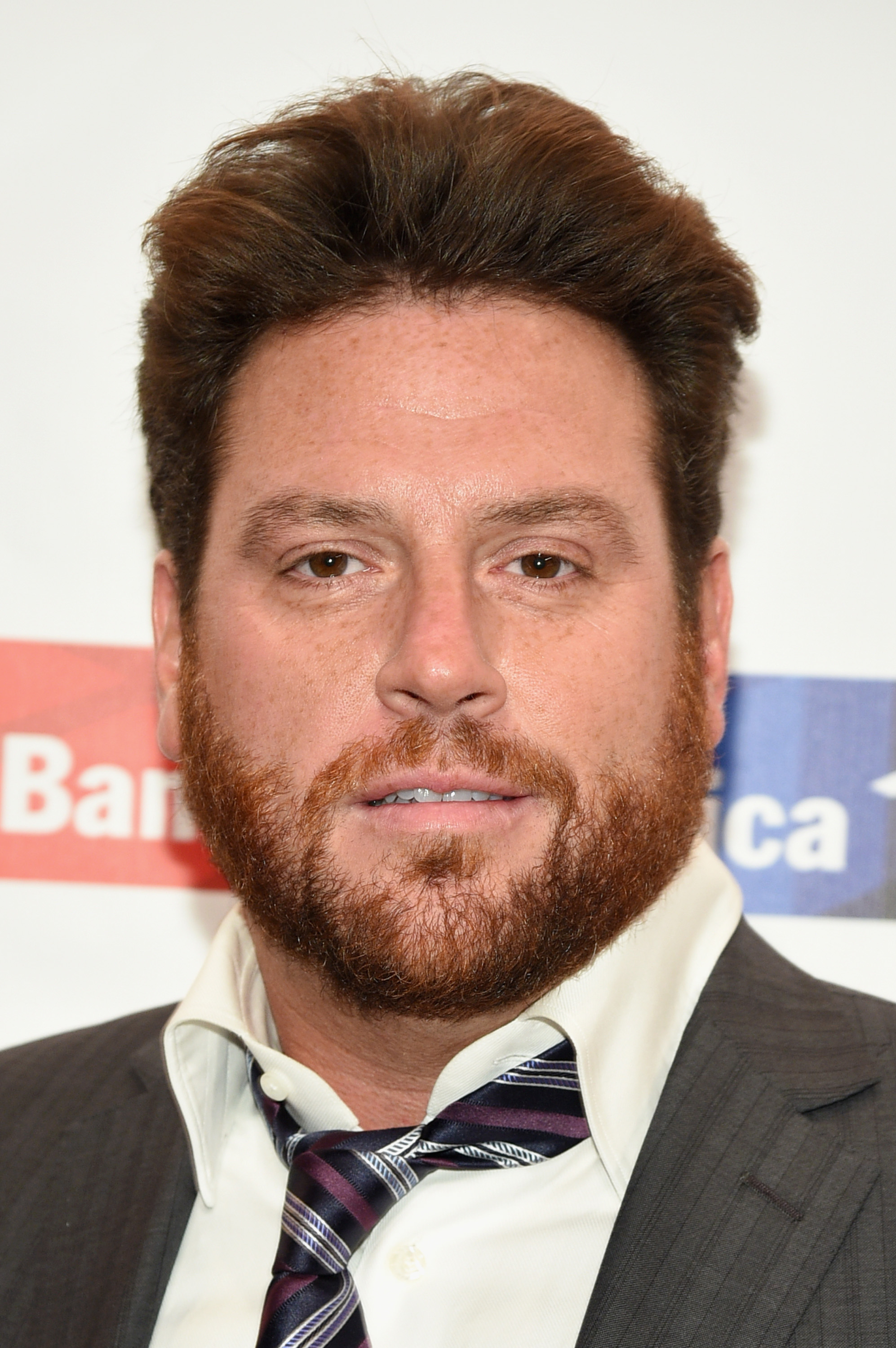 Chef Scott Conant attends the Food Bank For New York City gala on April 21, 2015 in New York City.