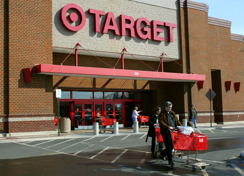 A Target store in Alexandria, Va., in 2003