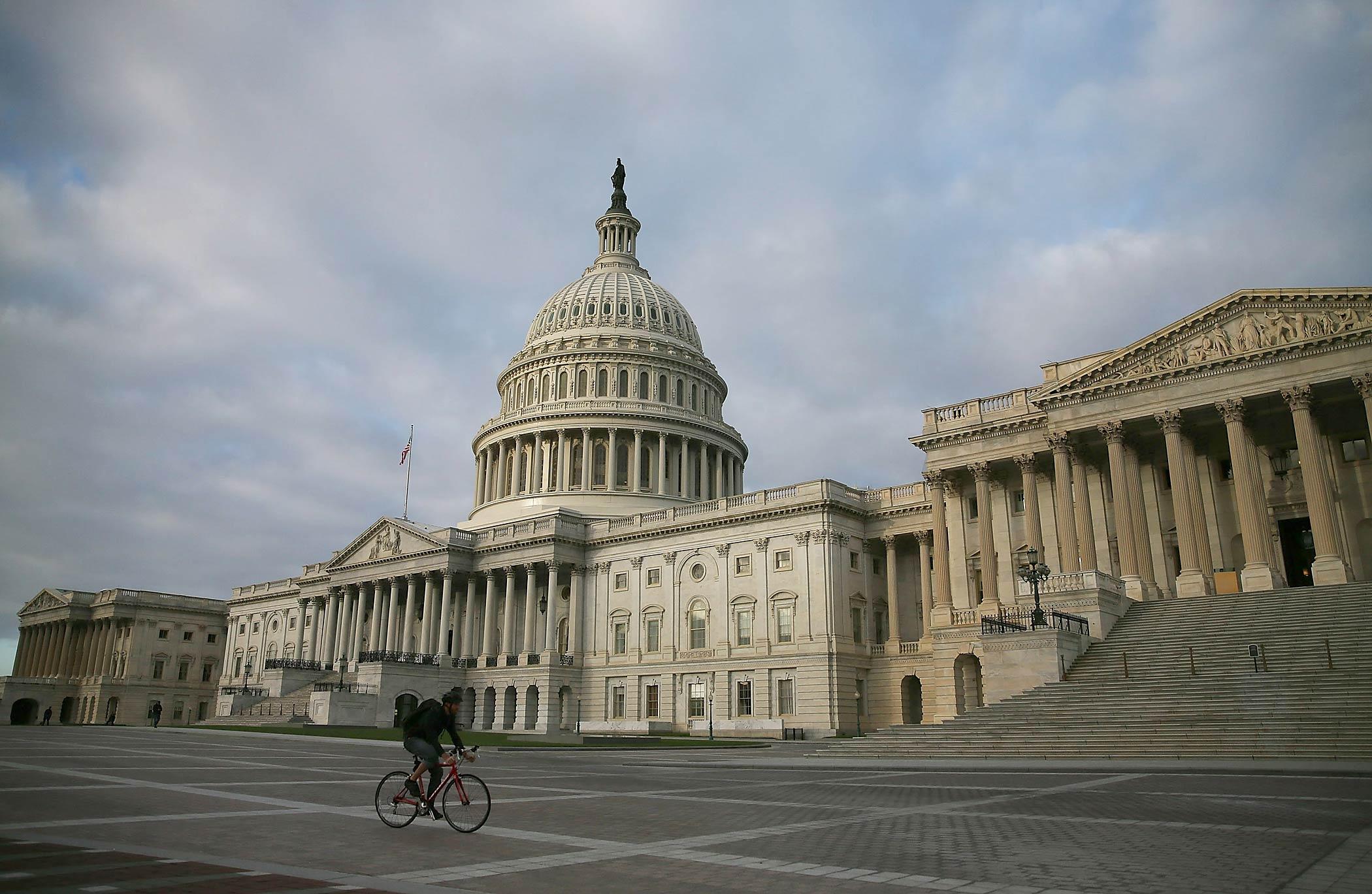 The U.S. Capitol in Washington in 2013.