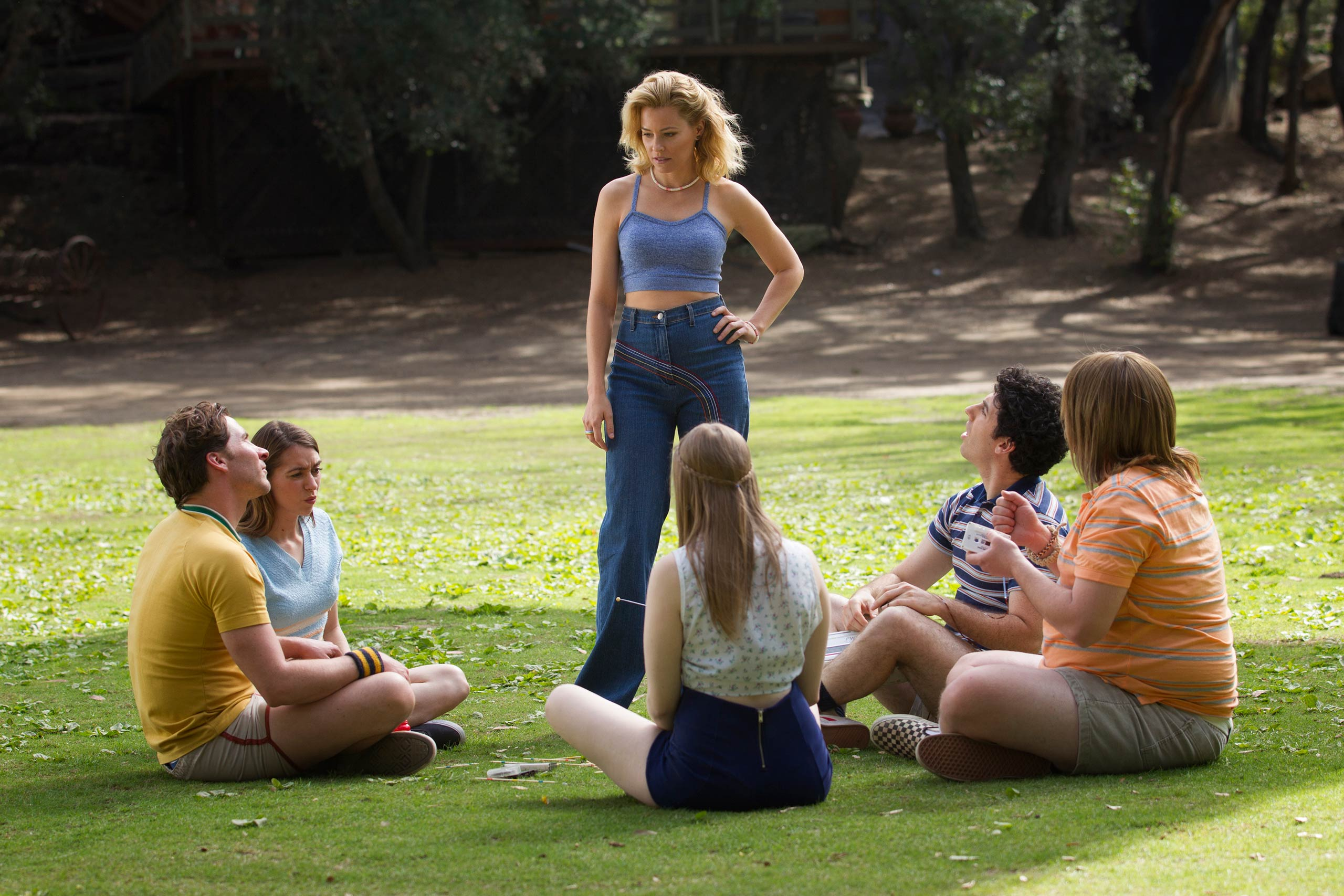Elizabeth Banks in <i>Wet Hot American Summer: First Day Of Camp</i>