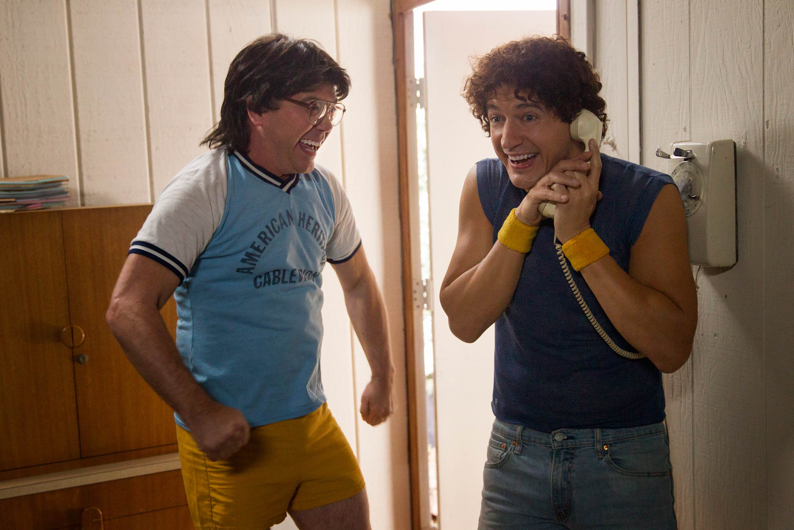 Joe Lo Truglio and Ken Marino in <i>Wet Hot American Summer: First Day Of Camp</i>
