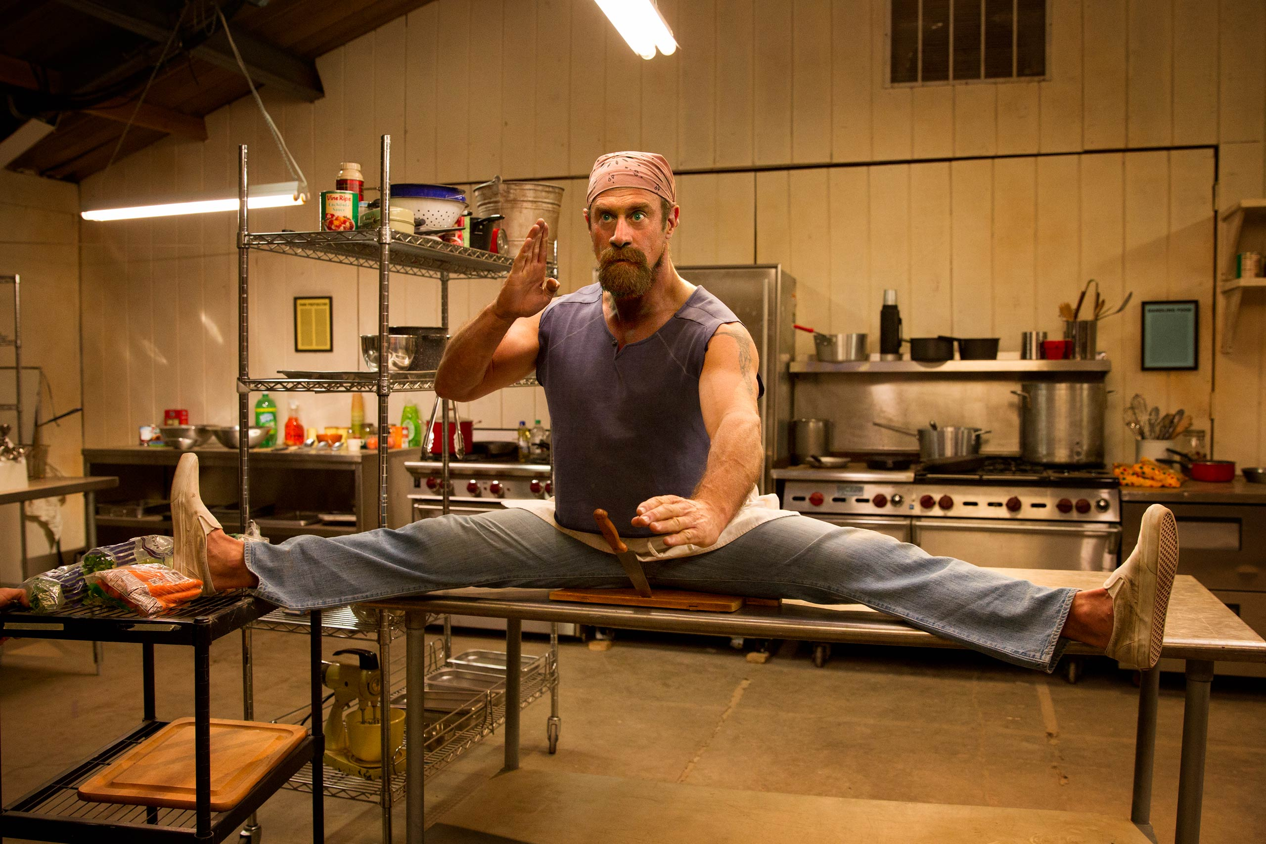 Christopher Meloni in <i>Wet Hot American Summer: First Day Of Camp</i>
