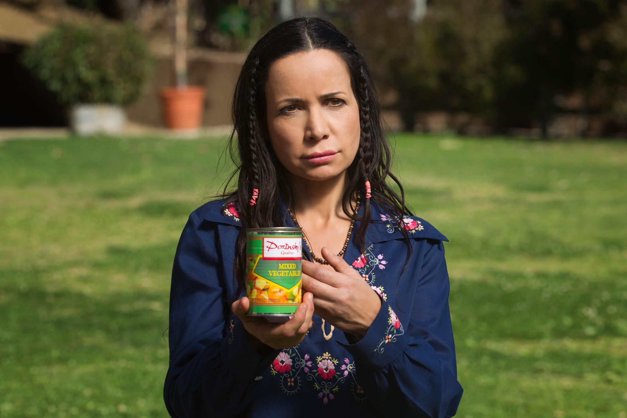 Janeane Garofalo in <i>Wet Hot American Summer: First Day Of Camp</i>