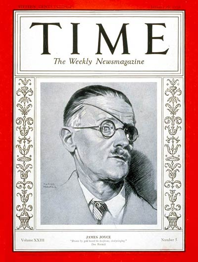 The Jan. 29, 1934, cover of TIME