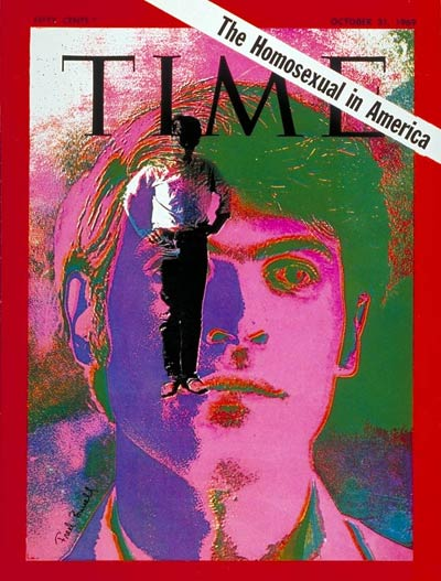 The Oct. 31, 1969, cover of TIME