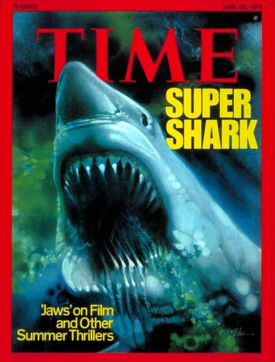The June 23, 1975, cover of TIME
