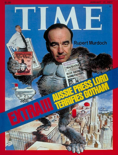 The Jan. 17, 1977, cover of TIME