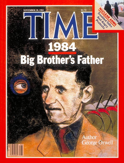 Nov. 28, 1983, cover of TIME
