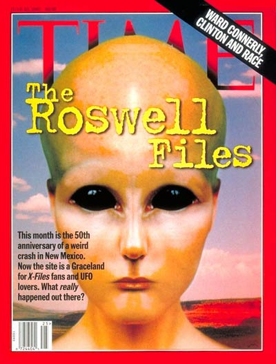 UFOs and Aliens in Roswell, New Mexico: Read the Original Report ...