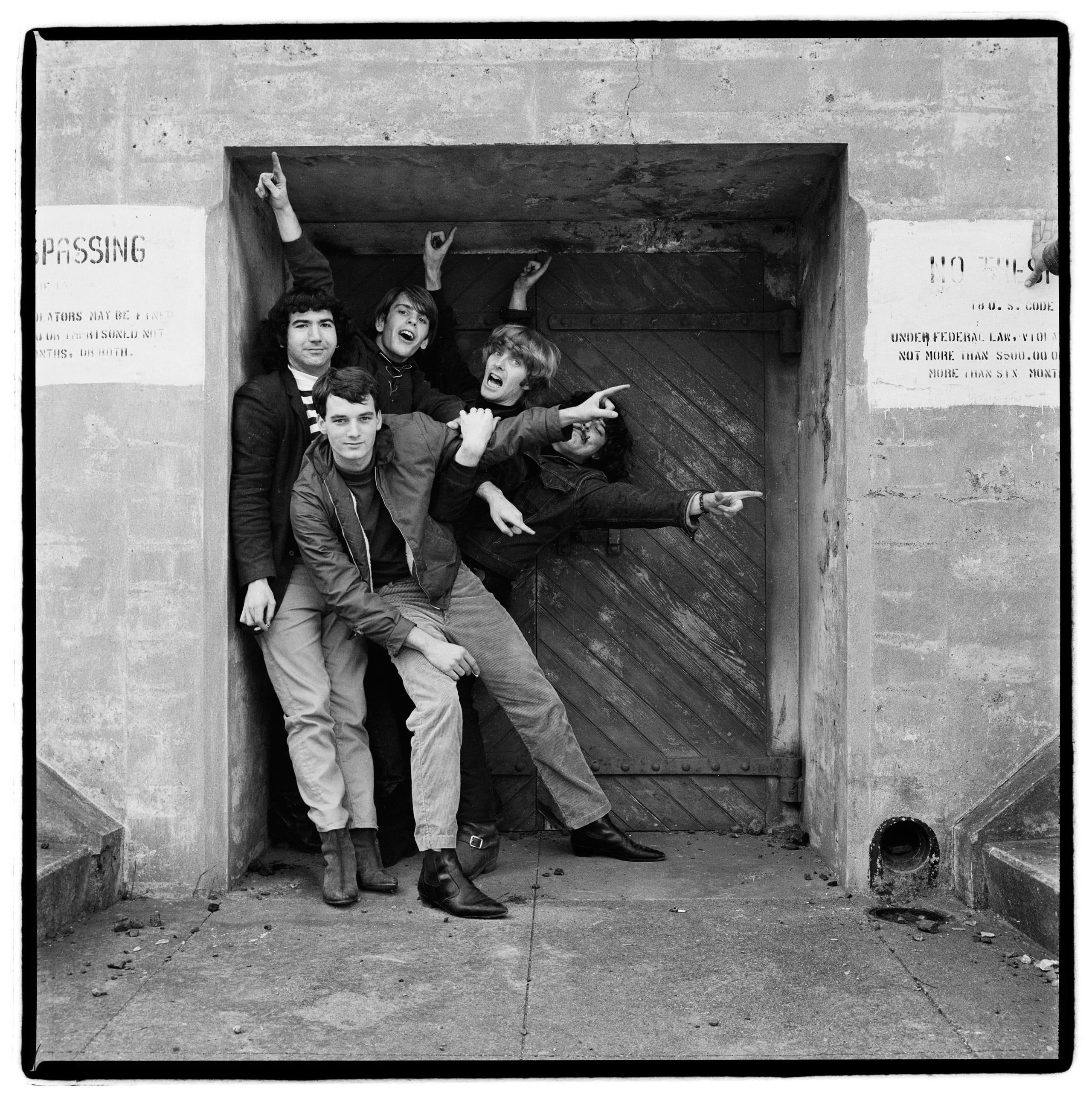 Warlocks in 1965