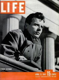 April 21, 1947 cover of LIFE magazine.