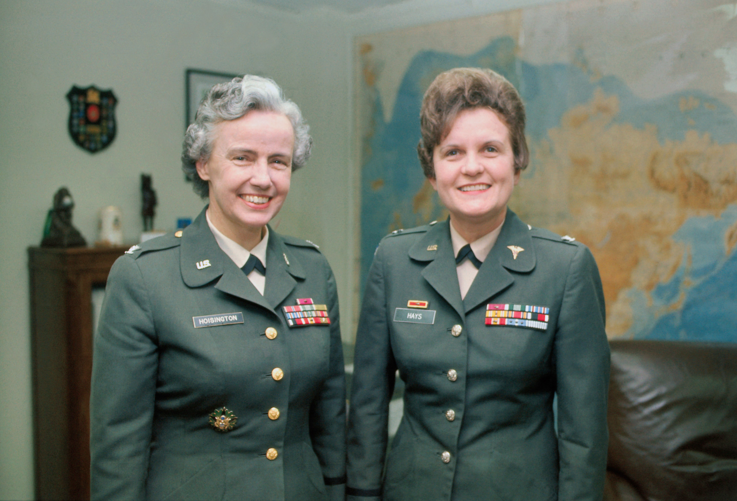 Anna Mae Hays Became the First Female General 45 Years Ago | Time