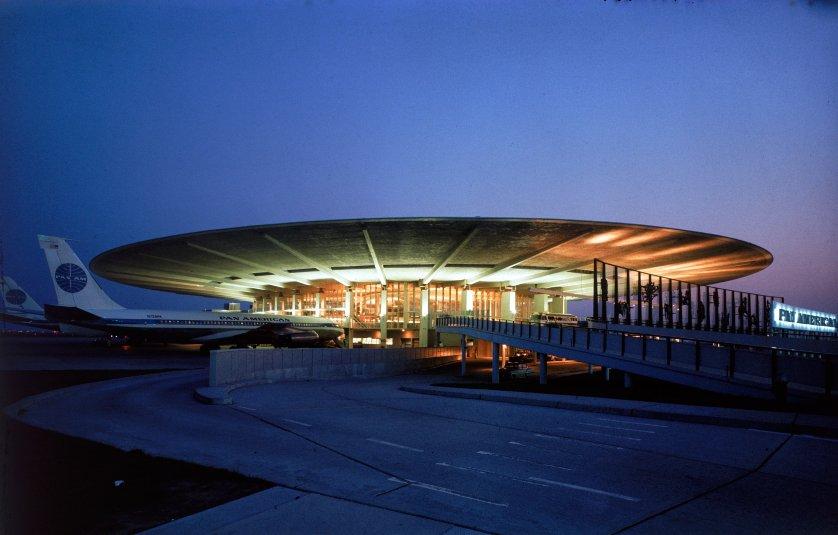 Idlewild Airport, 1961