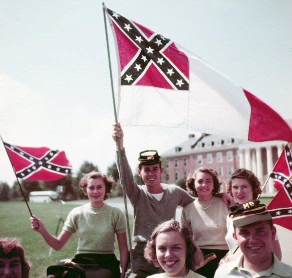 Confederate Flag 1951