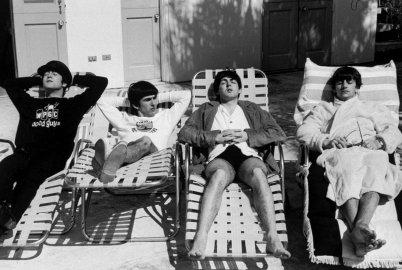 John Lennon;Paul Mccartney;Ringo Starr;George Harrison
