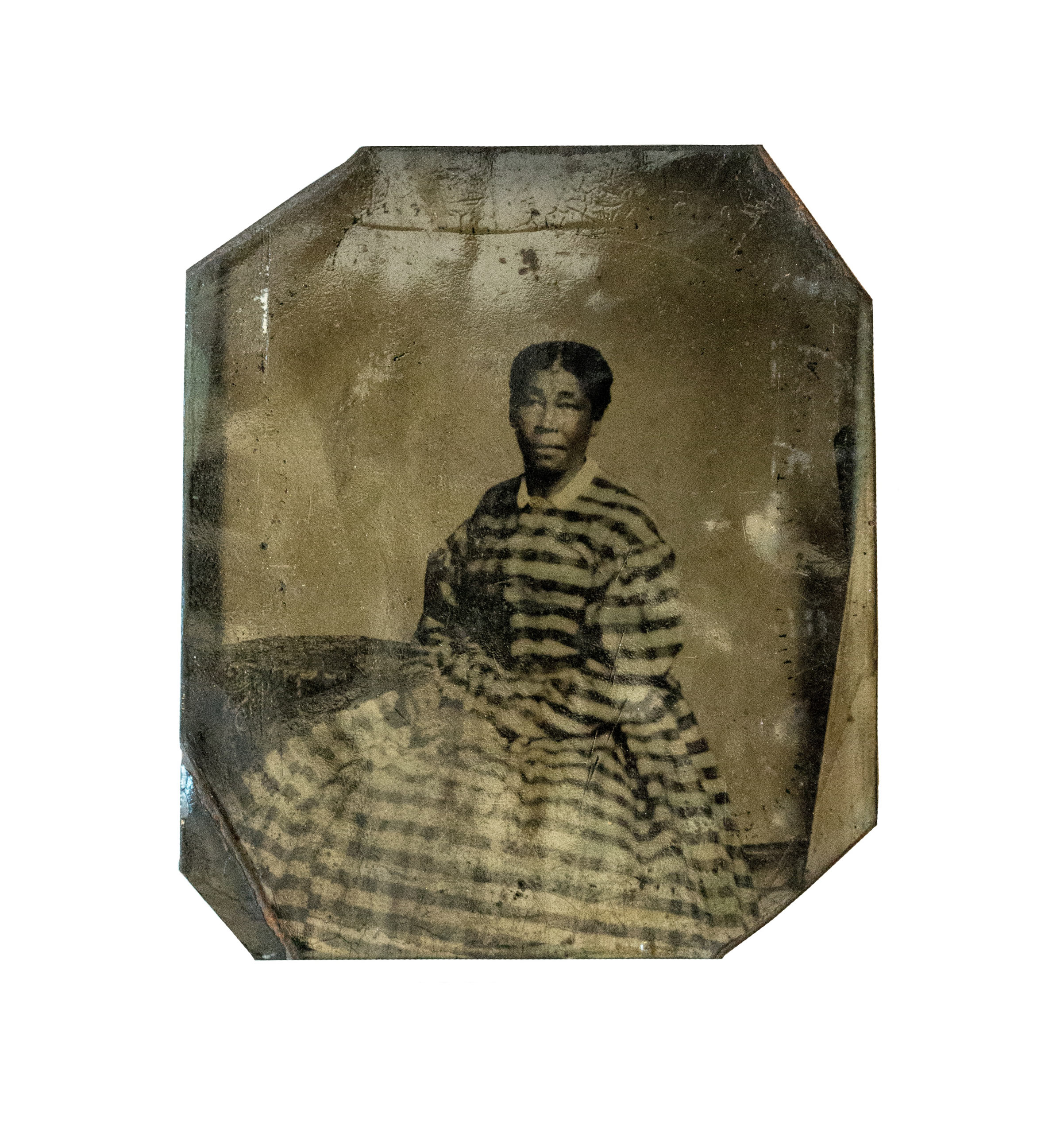 Esther J. Green appears to be living in the Eastville section of the village of Sag Harbor, N.Y., along with her husband. Green was born on Shelter Island, N.Y. in 1823.