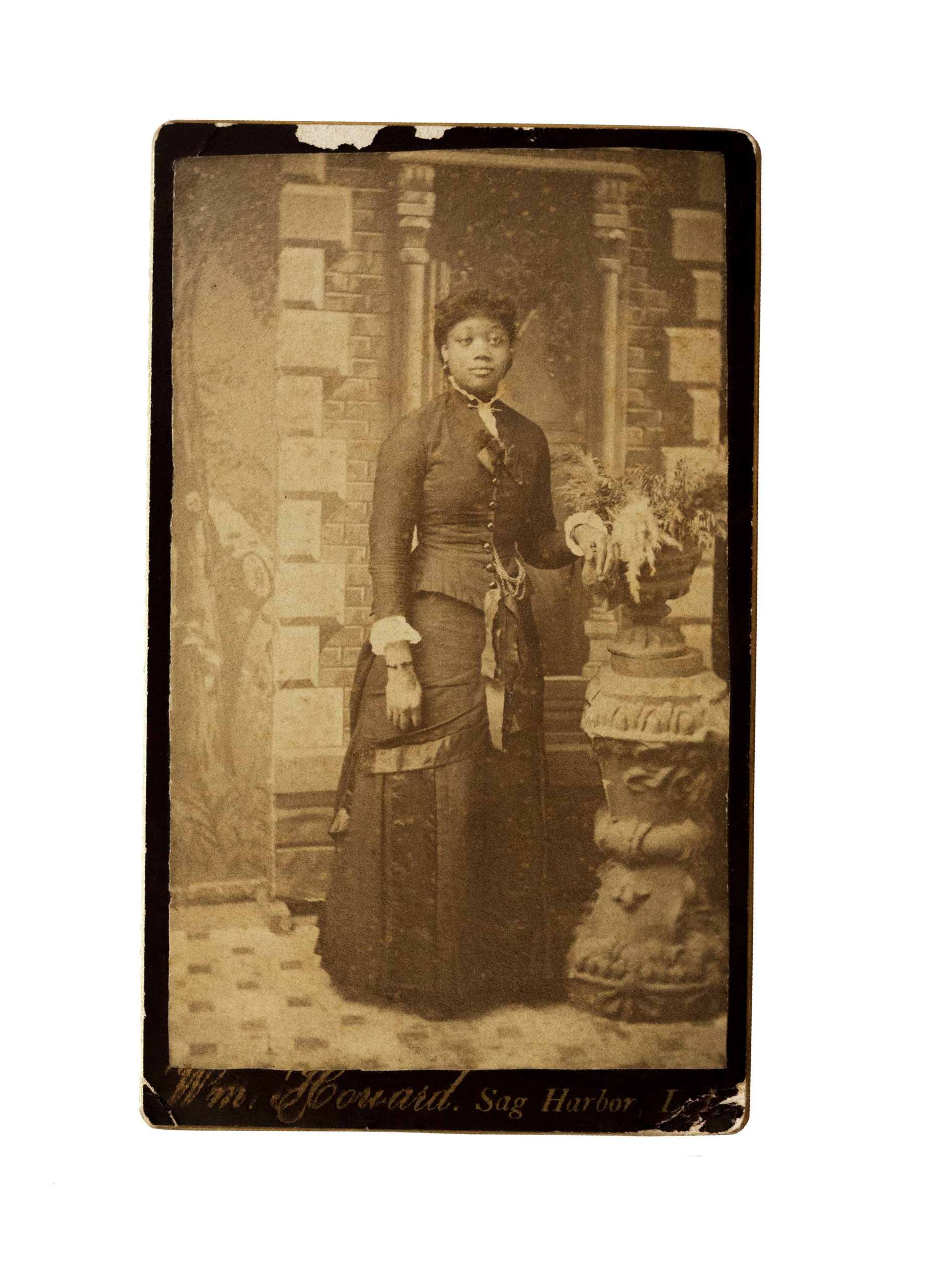 Daughter of Esther Green, born between 1850 and 1860 in Eastville, N.Y.