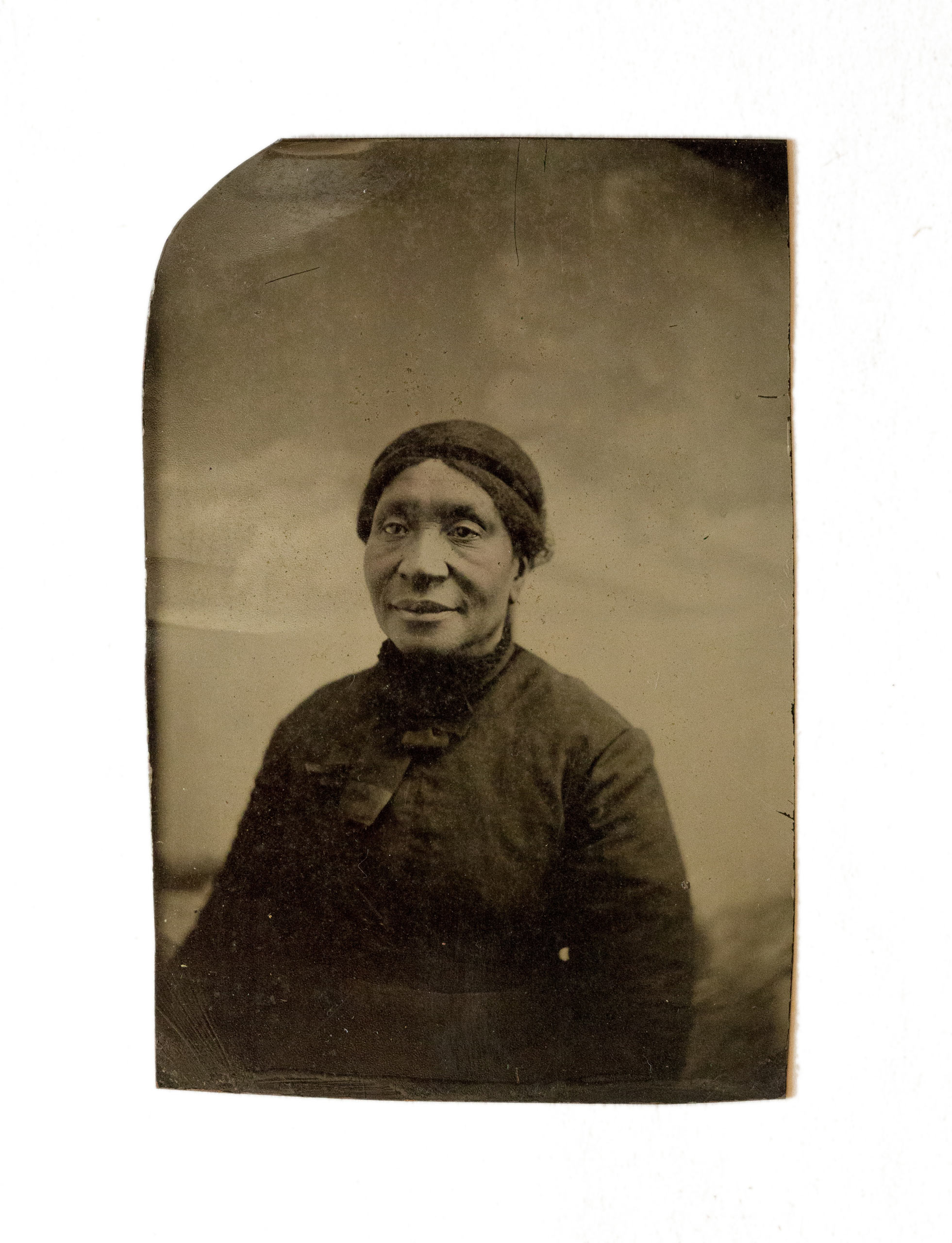 Sarah Luisa Parker nee Joseph was born as a Free Person of Color in East Hampton, N.Y., in 1837.