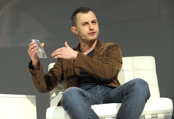 Paul Eremenko at Engadget Expand New York 2014 in New York City on Nov. 7, 2014 in New York City.