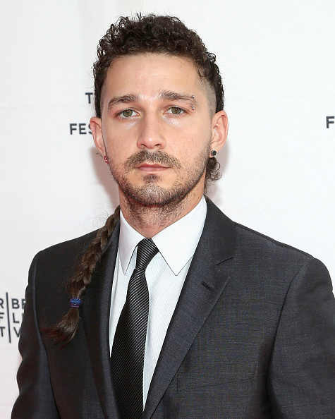 Shia LaBeouf at the 2015 Tribeca Film Festival in New York City on April 16, 2015.