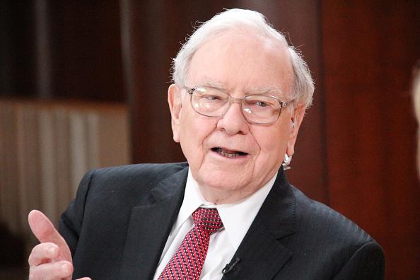 Warren Buffett in an interview  on May 4, 2015.