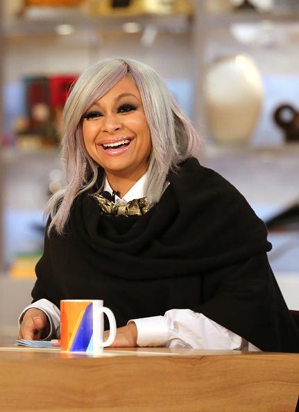 Raven-Symoné on ABC's 'The View' on June 3, 2015.