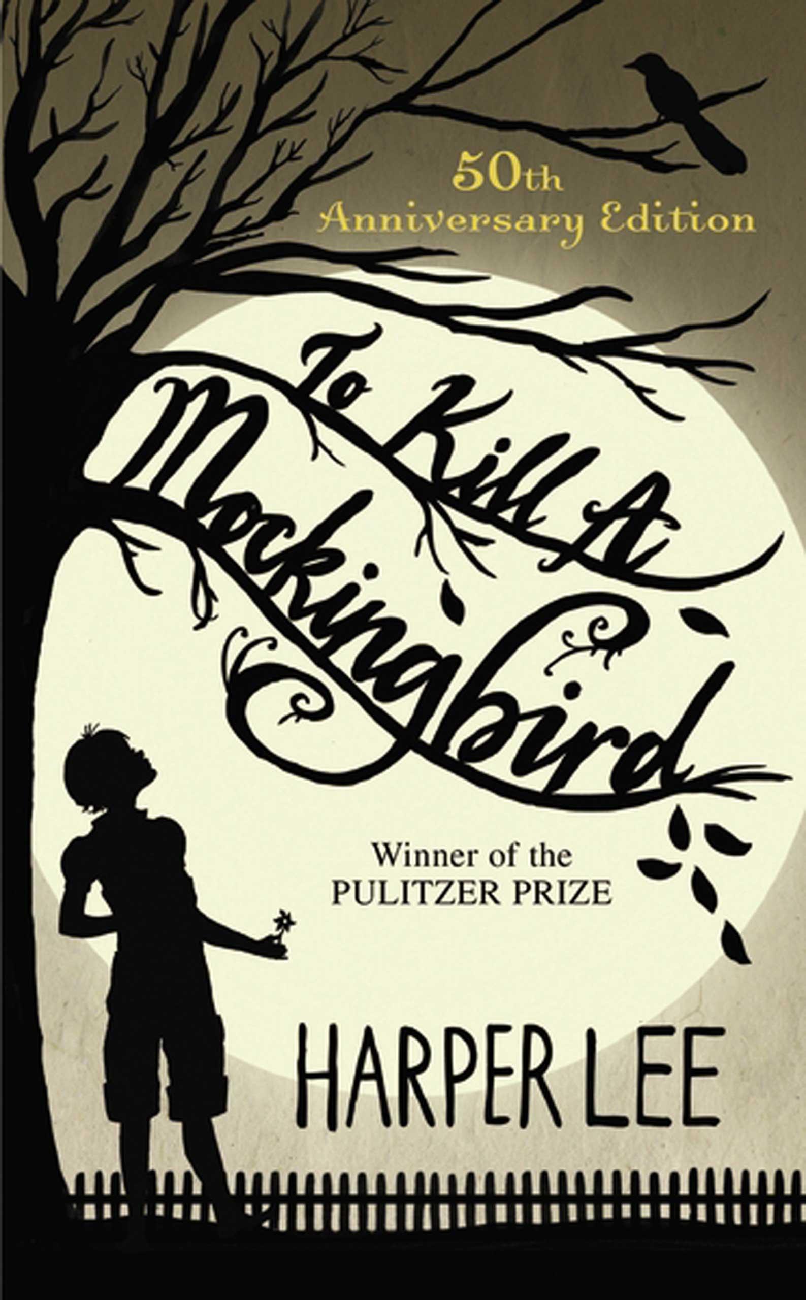 The classic novel To Kill a Mockingbird by Harper Lee.