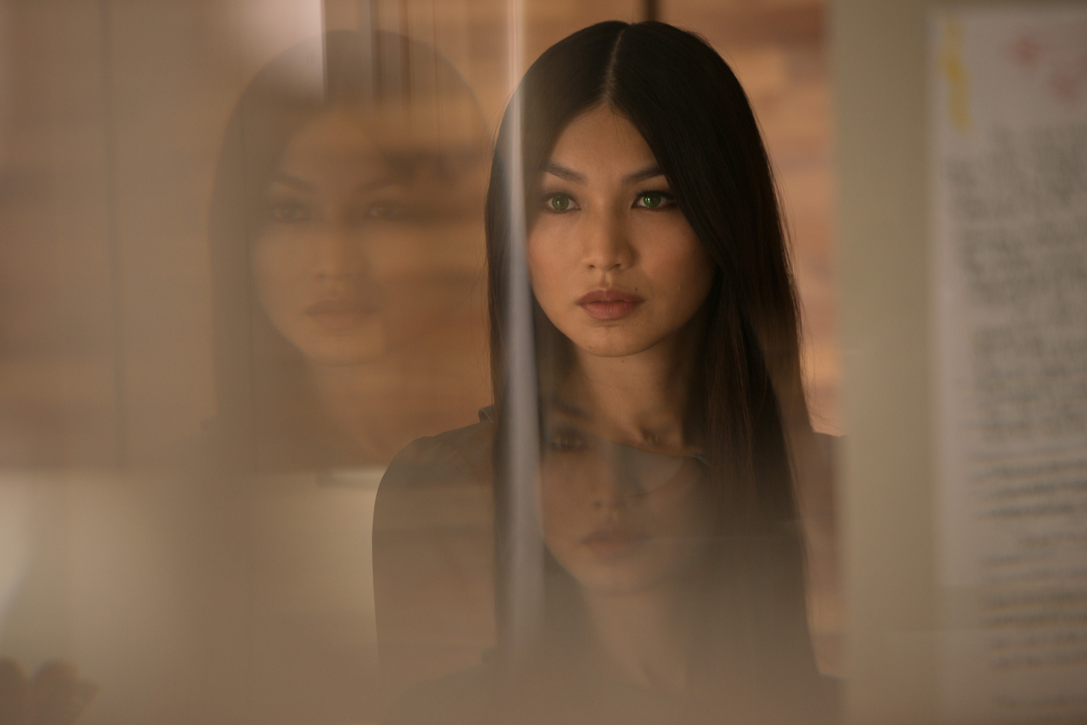 Gemma Chan as Anita in Humans