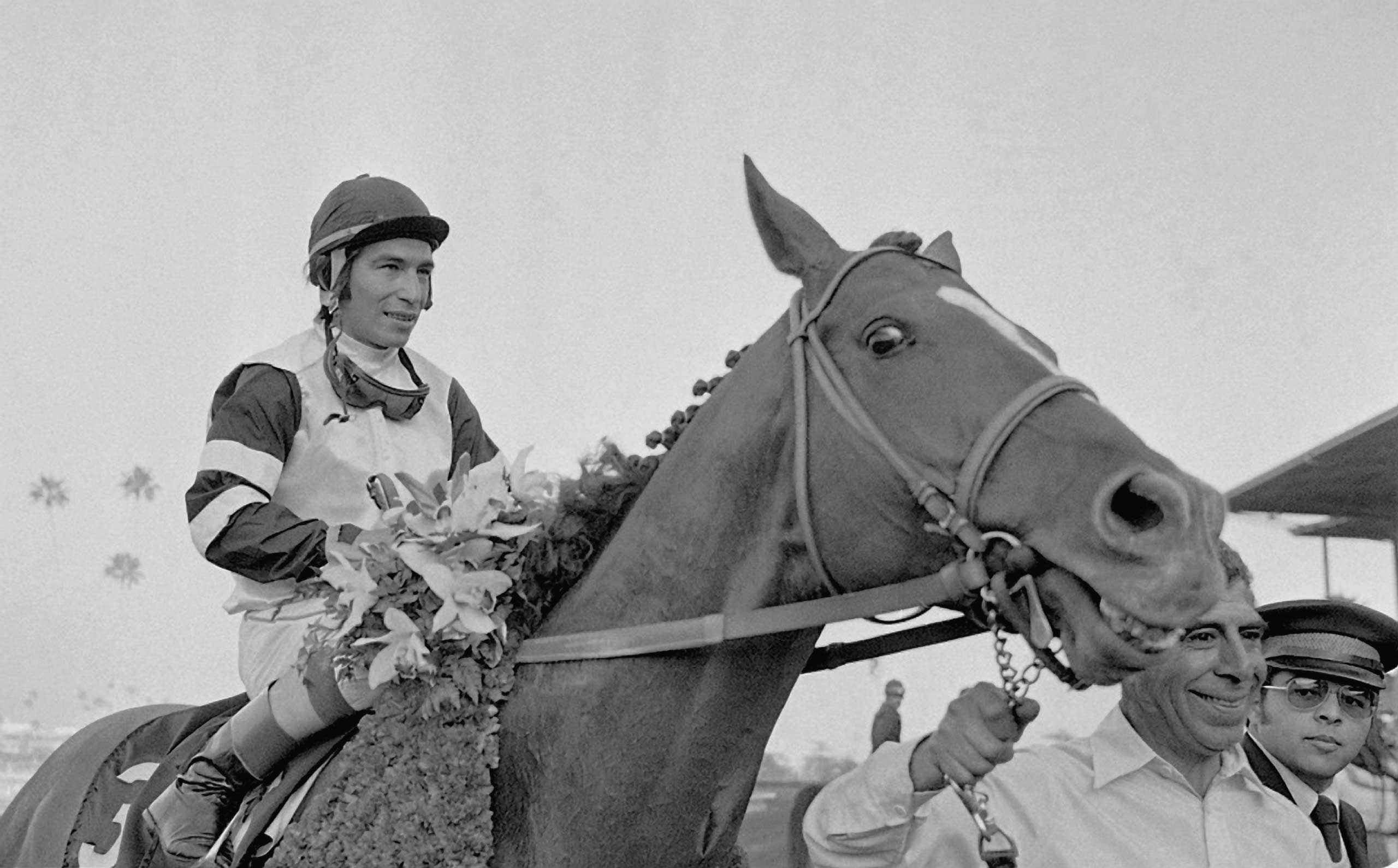 1979: Affirmed with jockey Laffit Pincay