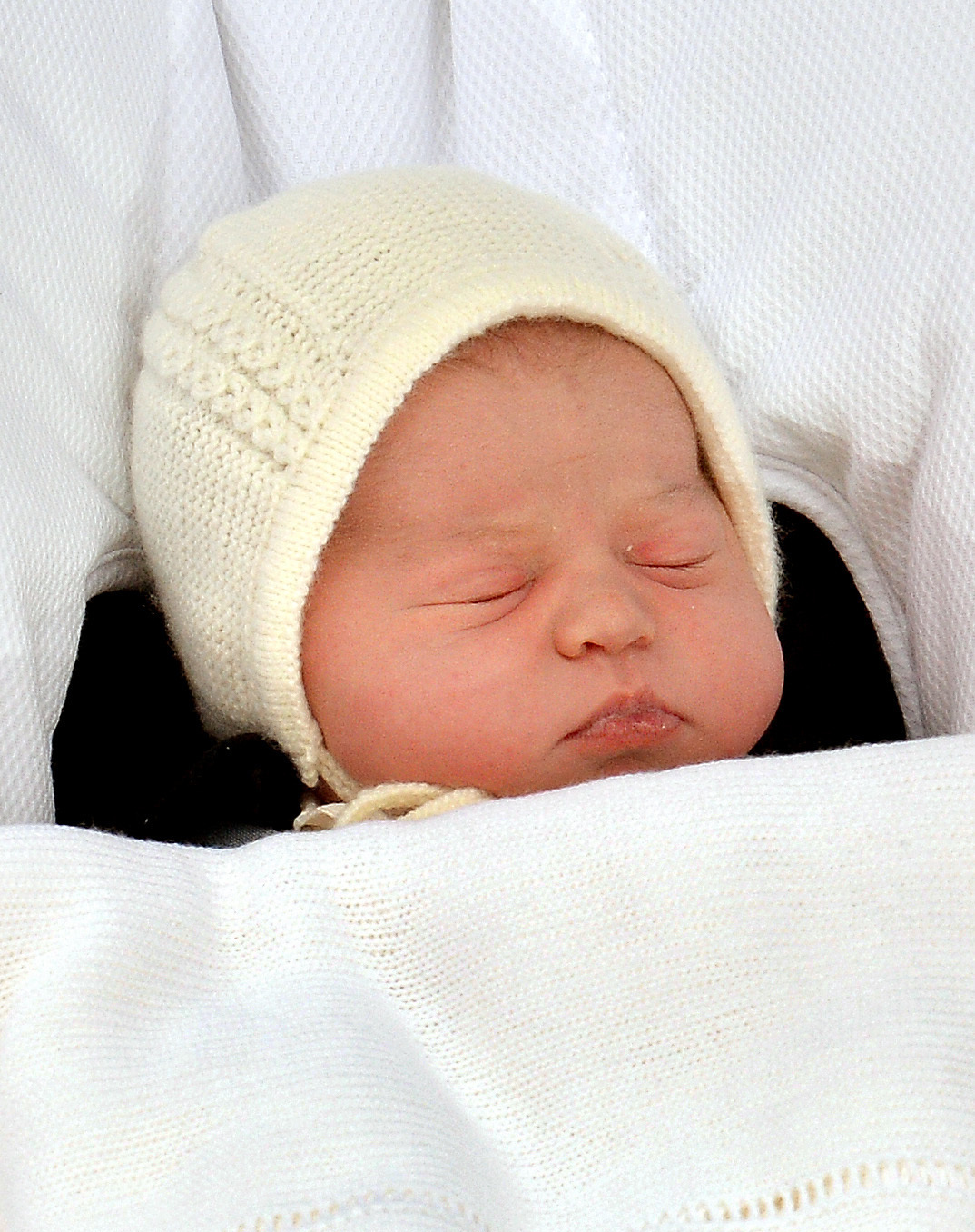 Princess Charlotte on May 2, 2015.