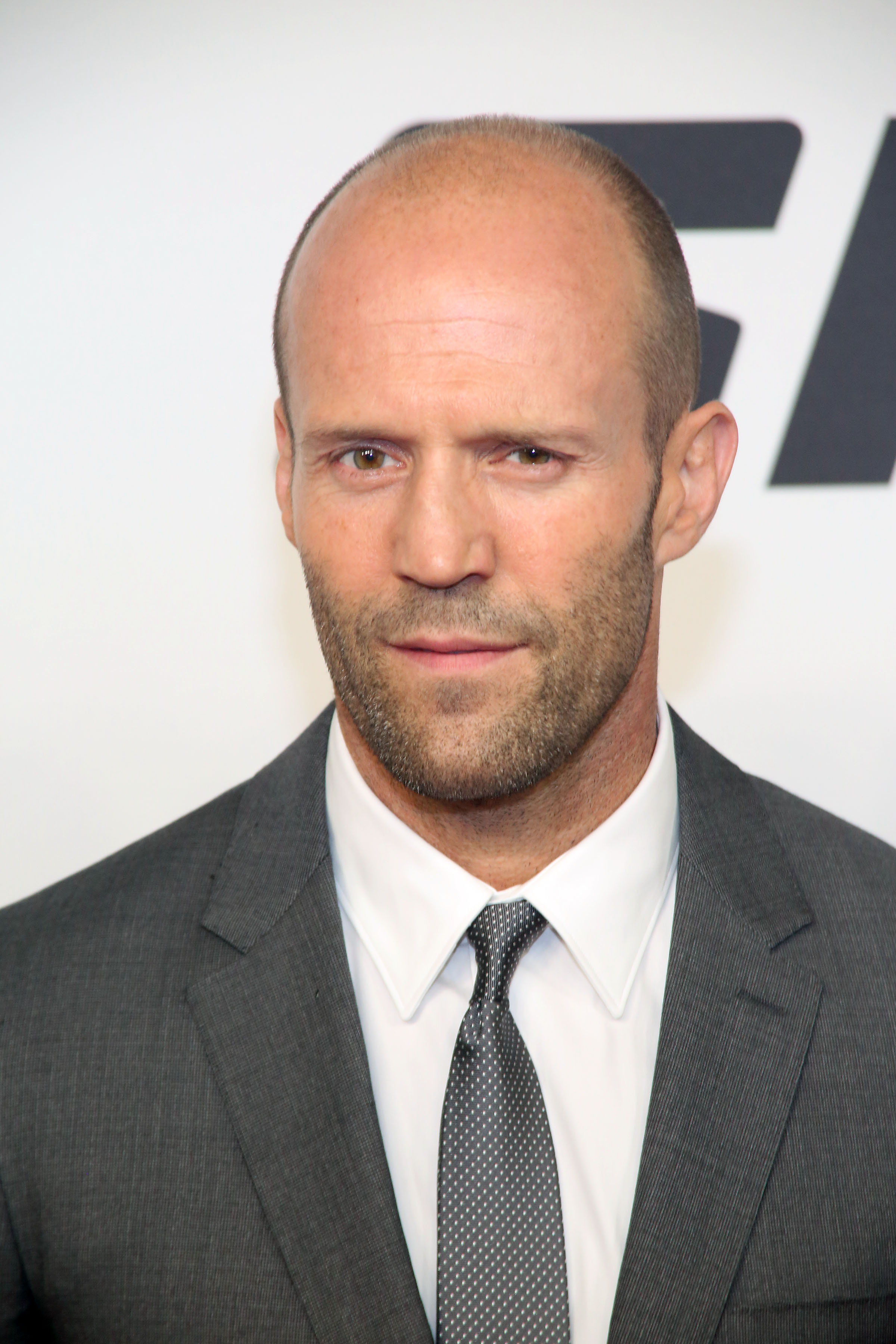 Jason Statham at the New York Premiere of  Spy  in New York City on June 1, 2015.