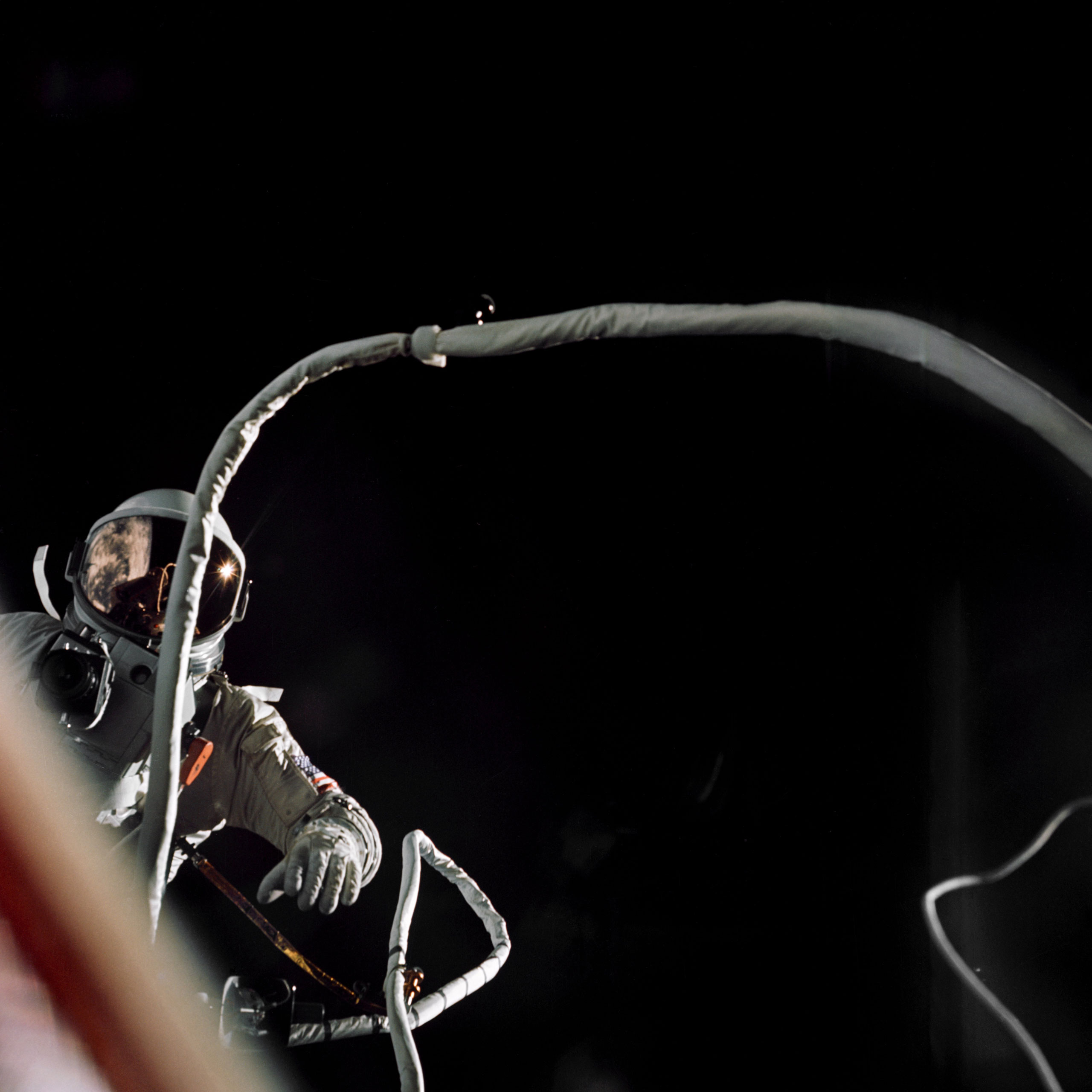 astronaut eugene cernan gemini 9 eva spacewalk