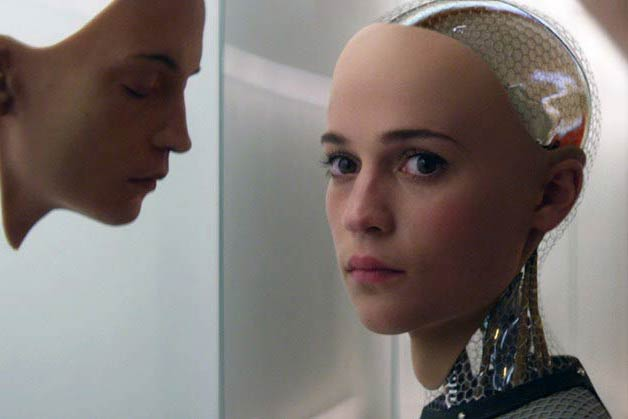 Best of Movies 2015 - EX MACHINA